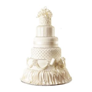 The Royale Wedding Cake