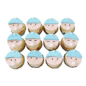 Baby-Face-Cupcakes