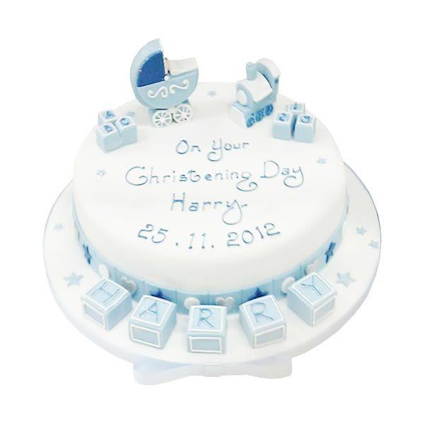 Play Cubes Cake