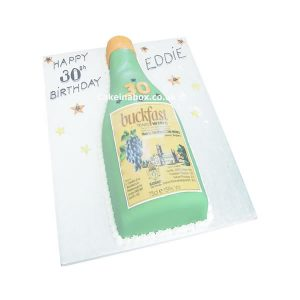 Buckfast-Bottle-Cake