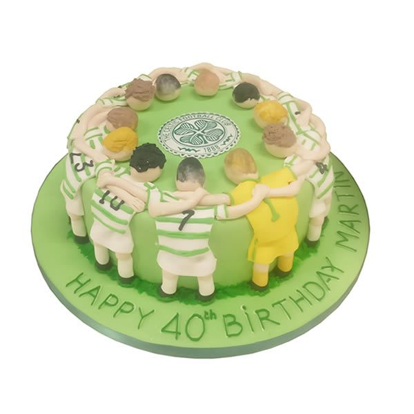 Celtic Huddle-Cake