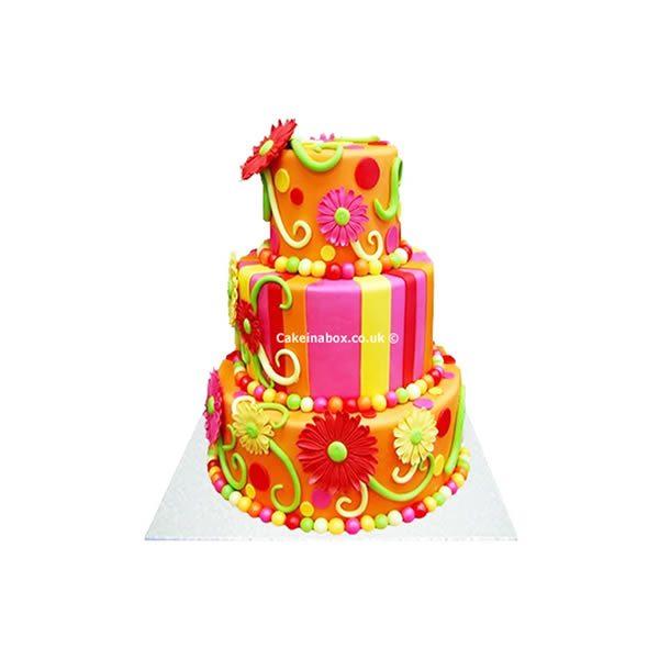 Flower-Power-Birthday-Cake