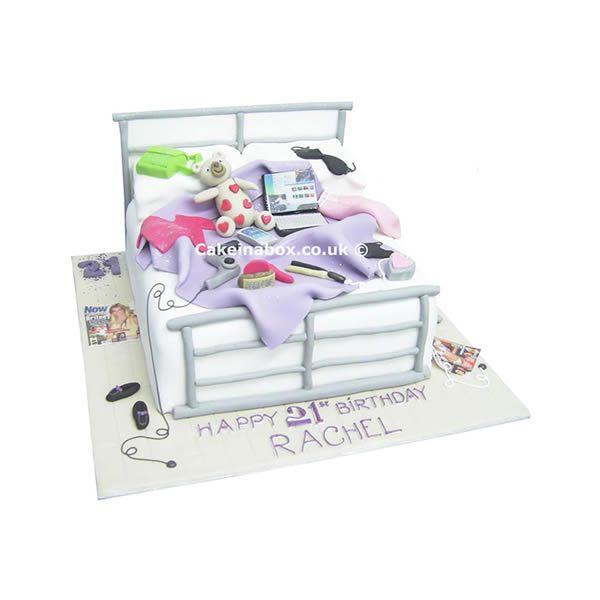 Messy-Bedroom-Birthday-Cake